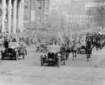 President Coolidge, Inaugural Parade