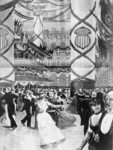 Inaugural Ball in the Pension Building During the Inauguration of Benjamin Harrison