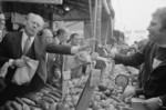 Gerald Ford at a Farmers Market