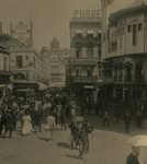 Karatene Street in Constantinople