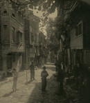 Turkish Street Scene