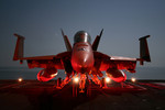 F/A-18F Super Hornet Strike Fighter Squadron