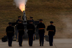 21 Cannon Salute for Gerald Ford