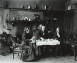 Frances Benjamin Johnston Tea Party