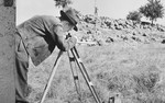 Geologist Surveying