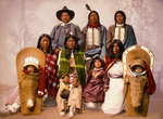 Chief Sevara and Family
