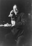 William Howard Taft on Telephone