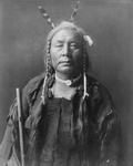 Eagle Child, Atsina Indian Man