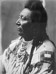 Crow Native American Man Called Plenty Coups