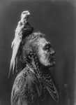 Apsaroke Native American Man Called Two Whistles