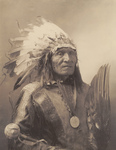 a Sioux Indian Man Named He Dog