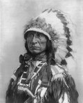 Sioux Indian Named Lone Bear