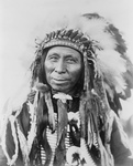 Sioux Indian, Black Thunder