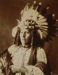 Sioux Native American, Little Soldier