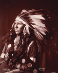 Sioux Native American Indian, Shout At