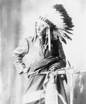 Sioux Native American Named Bird Head