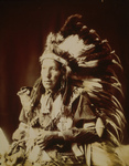 Bad Wound, Sioux Native American Indian