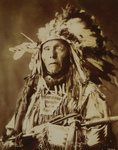 Shot in The Eye, Sioux Native American