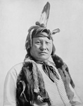 Sioux Native American, Rain-In-The-Face