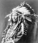 Susie Shot in the Eye, Sioux Indian