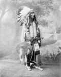 Sioux Native American Named Turning Bear