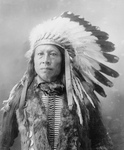 Sioux Indian Named Stampede