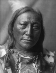 Brule Native American Man Named Hollow Horn Bear