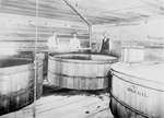 Wooden Alcohol Vats