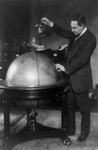 John Phillip Hill Pouring Water on Globe, Prohibition