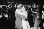 Jimmy and Rosalynn Carter Dancing