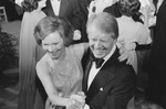 Jimmy and Rosalynn Carter Dancing at a Ball