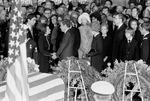 Funeral Ceremony of Lyndon B Johnson