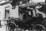 Roosevelt in a Carriage