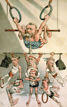 Ulysses S Grant on a Trapeze