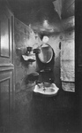 Bathroom on Caudron Aeroplane