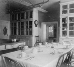 Kitchen of the White House