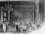 Willard Hotel Dining Area