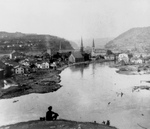 Aftermath of the Great Flood of 1889
