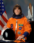 Astronaut Barbara Radding Morgan