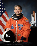 Astronaut Paul Lockhart