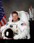 Astronaut Douglas Harry Wheelock