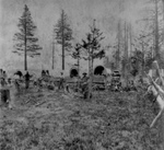 Camp of the Mormons at Lake Tahoe