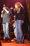 John Popper and Jamie O'Neal