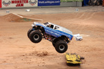 Air Force Monster Truck