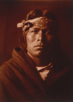 Acoma Native American Indian Man