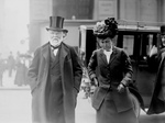 Andrew Carnegie And His Wife