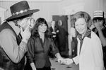 Rosalynn Carter, Jesse Colter, and Waylon Jennings