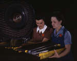 Picture of Riveters Punching Rivet Holes