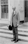 Henry Ford at the White House