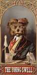 Dog With Champagne and Tobacco